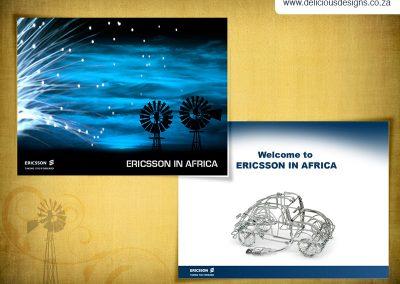 Ericson Africa Presentation