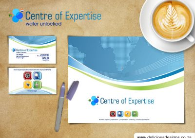 Centre of Expertise Marketing Material