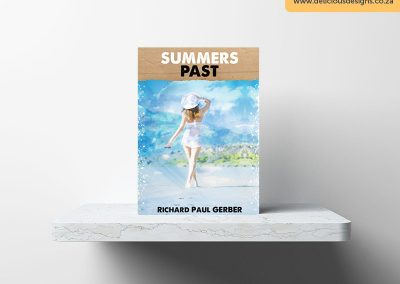 Summers Past Cover Design