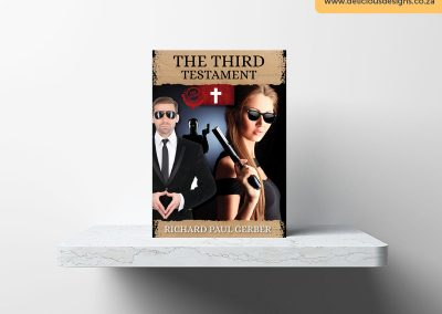 The Third Testiment Cover Design