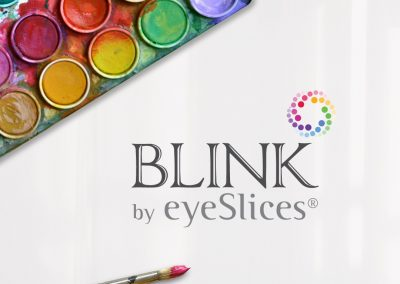 Blink by eyeSlices Logo Design