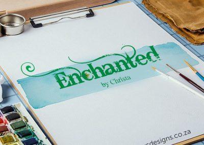 Enchanged Logo Design
