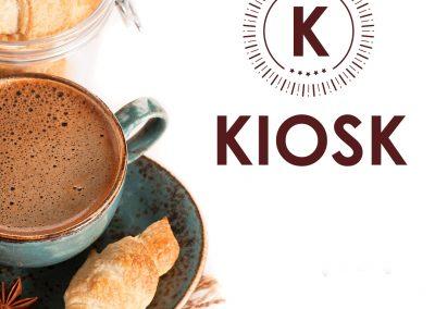 Kiosk Logo Design