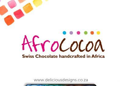 AfroCocoa: Swiss Chocolatiers