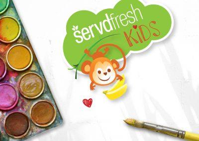 ServdFresh Kids Brand Development