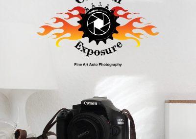 Custom Exposure Logo Design