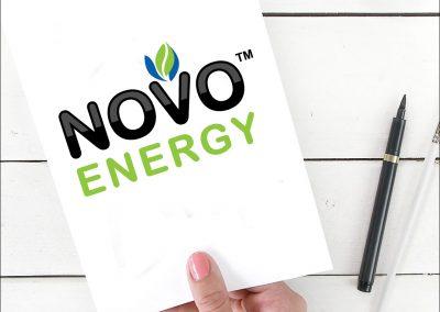 NOVO Energy Brand Development