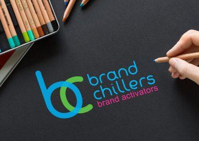 Brand Chillers brand development