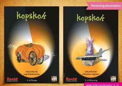Beeld: Aardklop Print Campaign